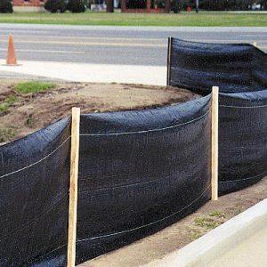 silt fence corona image