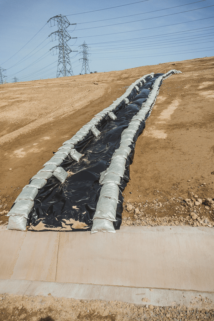 Our Work Erosion Control Southern California Bmp
